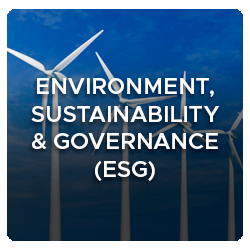 ESG executive jobs